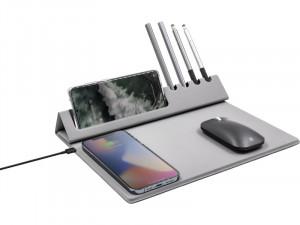 Brandcharger Evopad Charge Tapis de souris, organiseur et chargeur induction ACSBCH0002-20