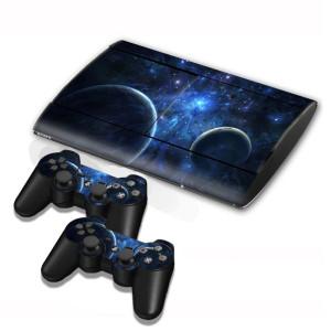 Autocollants pour autocollants série série pour console de jeux PS3 SA003Y-20