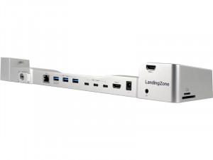 """LandingZONE Dock 14 ports Station d'accueil pour USB-C MacBook Air 13"""" MBKLDZ0011-20"""