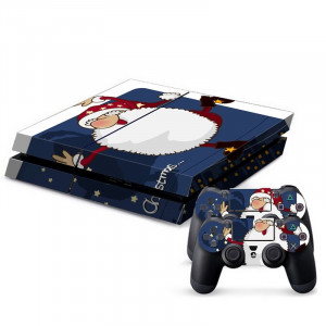 Autocollants décoratifs pour la console de jeux PS4 SA021A-20