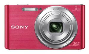 Sony DSC-W830P pink 766661-20