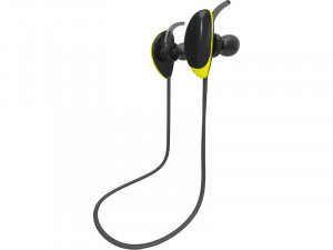 Novodio iHX Sport Wireless Jaune Écouteurs intra-auriculaires Bluetooth MICNVO0024-20