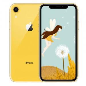 Écran 6.1 pouces Apple iPhone XR 12MP + 7MP RAM 2942mAh 3 Go jaune_128GB C4NRI16711-20
