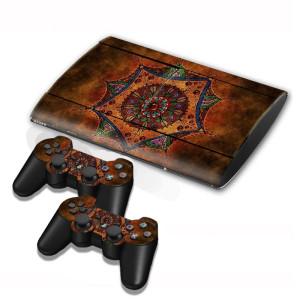 Autocollants pour autocollants série série pour console de jeux PS3 SA004N-20