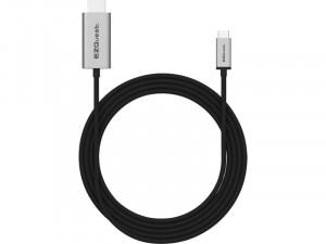 EZQuest Câble USB-C vers HDMI 2.0 HDR 4K à 60 Hz 2 m X40017 ADPEZQ0012-20