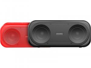 Novodio PocketMax Pro Noir + Rouge Pack de 2 enceintes Bluetooth True Wireless HAUNVO0059D-20