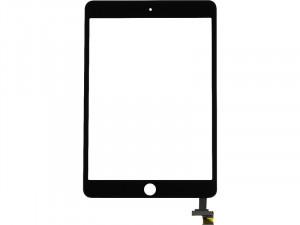 Vitre tactile Noire pour iPad mini 3 avec sticker PDTMWY0194-20