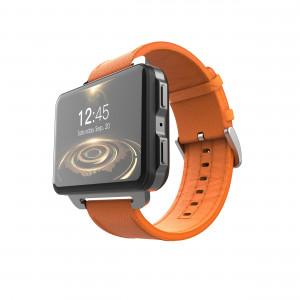 LEMFO LEM4 Pro Écran de 2,2 pouces 3G Montre intelligente Android 5.1 1200mAh Batterie au lithium 1 Go + 16 Go Wifi Prendre une vidéo, Orange C46961391-20