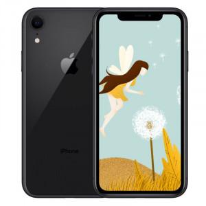 Écran 6.1 pouces Apple iPhone XR 12MP + 7MP RAM 2942mAh 3GB noir_128GB CCP5O8268-20
