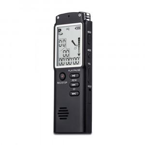 8 Go/16 Go/32 Go Enregistreur vocal USB Dictaphone professionnel Enregistreur vocal audio numérique avec lecteur MP3 WAV noir C30735Q7W13856-20