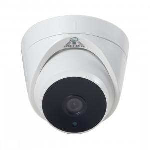 COTIER 533A-W CE & RoHS certifié étanche 1/4 pouce 1MP 1280x720P capteur CMOS CMOS 3.6mm 3MP objectif caméra AHD avec 2 rangées de LED IR, soutien vision nocturne et balance des blancs SC073A271-20