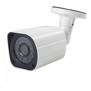 COTIER 636A-W CE & RoHS certifié étanche capteur CMOS 1/4 pouce 1MP 1280x720P CMOS 3.6mm objectif 3MP caméra AHD avec 24 LED IR, soutien nuit vision et balance des blancs SC075A302-20
