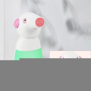 Distributeur automatique de savon de dessin animé de lavage de main de capteur intelligent 330ML, Style: Batterie (vert) SH586G858-20