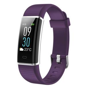 ID130Plus 0.96 pouce OLED écran tactile Bluetooth 4.0 Smart Bracelet, IP67 étanche, moniteur de condition physique de soutien / moniteur de fréquence cardiaque / moniteur de sommeil / rappel d'information / rappel SH072P1677-20