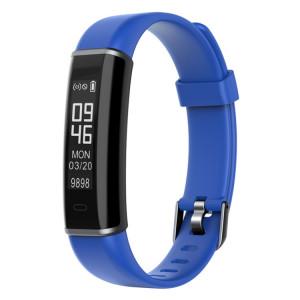 ID130 Fitness Tracker 0.87 pouces OLED Smartband Smart Bracelet écran, IP67 étanche, soutien Sports Mode / Moniteur de sommeil / caméra à distance / Information de rappel (bleu) SH118L764-20