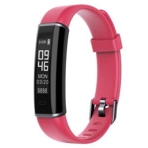 ID130 Fitness Tracker 0.87 pouce OLED écran Smartband Smart Bracelet, IP67 étanche, soutien de mode sportive / moniteur de sommeil / caméra à distance / rappel d'information (rouge) SH118R1916-20