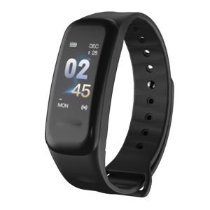 TLW B1 Plus Fitness Tracker 0.96 pouces couleur écran Bluetooth 4.0 bracelet bracelet intelligent, IP67 étanche, soutien de mode sportif / moniteur de fréquence cardiaque / moniteur de sommeil / informations de rappel SH686B1372-20