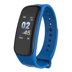 TLW B1 Plus Fitness Tracker 0.96 pouces couleur écran Bluetooth 4.0 bracelet bracelet intelligent, IP67 imperméable à l'eau, soutien de mode sportif / moniteur de fréquence cardiaque / moniteur de sommeil / SH686L1820-20