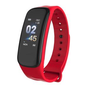 TLW B1 Plus Fitness Tracker 0.96 pouces couleur écran Bluetooth 4.0 bracelet bracelet intelligent, IP67 étanche, soutien des sports mode / moniteur de fréquence cardiaque / moniteur de sommeil / informations rappel SH686R397-20