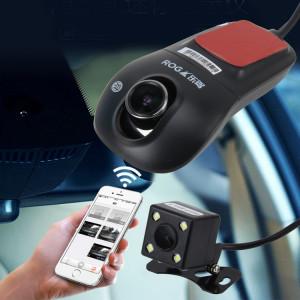 Caméra d'aide au stationnement cachée haut de gamme pour moniteur 170 degrés grand angle Full HD 1080P HD Vision nocturne Système de contrôle de conduite auxiliaire intelligent Prise en charge Tous les systèmes SH2384219-20