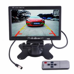 Caméra de recul pour véhicule PZ-607 et moniteur Caméra de recul pour vision nocturne infrarouge avec moniteur HD 7 pouces SH34731611-20