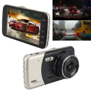 Enregistreur de voiture d'affichage HD d'enregistrement vidéo HD de 4 pouces avec appareil photo F2.0 séparé, 12MP 170 degrés Enregistreur de boucle d'affichage grand angle / arrière / enregistrement de SH4135197-20