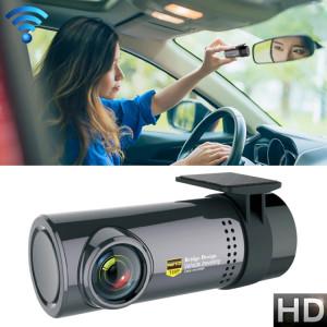 Mini Voiture Dash Caméra WiFi Moniteur Full HD Enregistreur Dashcam Enregistreur Vidéo Caméscope Détection de Mouvement, Soutien TF Carte et Android et IOS SH45731312-20