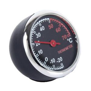 Outils décoratifs de sonde de température ronde de pointeur rond en plastique de thermomètre portatif SH5617970-20