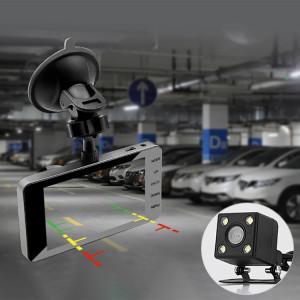 J20-1 2.5D 4 pouces 170 degrés grand angle Full HD 1080P DVR vidéo pour voiture, prise en charge de la carte TF / détection de mouvement / enregistrement en boucle SH5883847-20