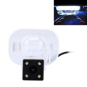 720 × 540 efficace Pixel PAL 50HZ / NTSC 60HZ CMOS II Caméra de recul étanche Vue arrière de voiture avec 4 lampes LED pour la version 2010-2016 à trois compartiments Hyundai VERNA SH629B957-20