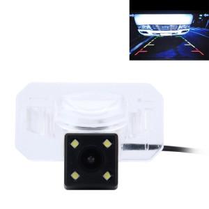 720 × 540 efficace Pixel PAL 50HZ / NTSC 60HZ CMOS II Caméra de recul étanche Vue arrière de voiture avec 4 lampes LED pour 2014-2015 Version Honda Fit SH629E1724-20