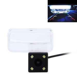 720 × 540 Pixel efficace PAL 50HZ / NTSC 60HZ CMOS II Caméra de recul étanche Vue arrière de la voiture avec 4 lampes LED pour 2014-2016 Version Toyota Corolla et 2014-2017 Version Vios SH629F363-20