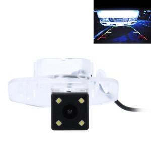 720 × 540 efficace Pixel PAL 50HZ / NTSC 60HZ CMOS II Caméra de recul étanche Vue arrière de voiture avec 4 lampes à LED pour 2015 Honda City Version SH629H1744-20
