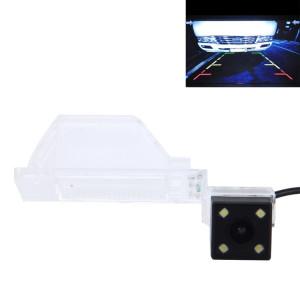 720 × 540 efficace Pixel PAL 50HZ / NTSC 60HZ CMOS II Caméra de recul étanche Vue arrière de la voiture avec 4 lampes LED pour la version 2011-2016 Nissan Sunny SH629N1919-20
