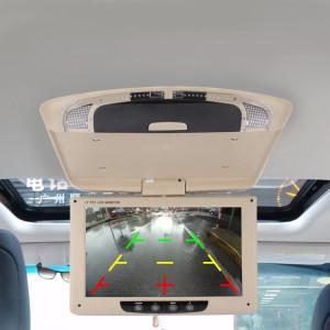 Moniteur plafonnier pour voiture de 11 pouces 800 * 480 PAL / NTSC Dual video input (AV1 AV2) SH8851637-20