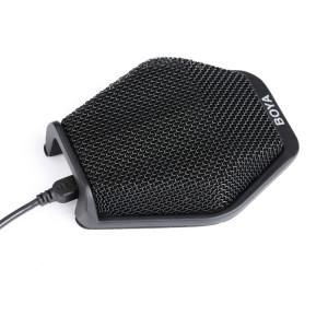Microphone de conférence professionnel BOYA BY-MC2 (noir) SB329B1577-20