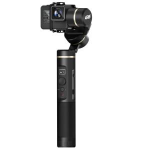 Cardan de poche stabilisé Feiyu G6 à 3 axes pour GoPro HERO NEW / 6/5, Sony RX0 (Noir) SH597B890-20