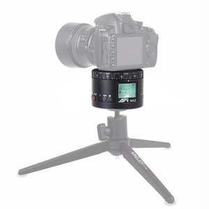 MA2 Étoile retardée avec rotation à 360 degrés Support pour appareil photo à cristaux liquides pour appareils photo Reflex et numériques avec photographie accélérée (Noir) SH707B664-20