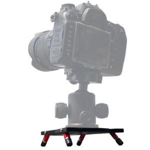 Support de plaque de dégagement rapide de tête de trépied multifonction modifiable pour appareil photo numérique SH26751192-20