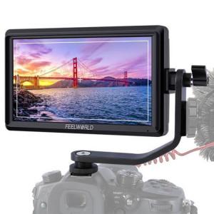 FEELWORLD FW568 1920 × 1080 HDMI 5.5 pouces Moniteur de champ de caméra SF36681128-20