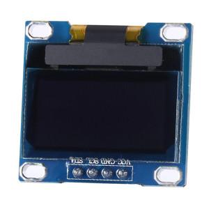 Landa Tianrui LDTR WG0120 0.96 pouces 128x64 Résolution I2C Interface OLED Module d'affichage pour Arduino, Écran Couleur de la police d'affichage: Blanc SL1713913-20