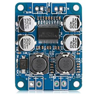 Carte d'amplificateur numérique monocanal haute puissance de 60 W S650141367-20