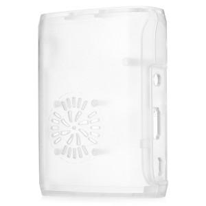 LDTR WG0075 ABS Boîtier Boîtier / Ventilateur Kit de refroidissement pour Raspberry Pi 2 Modèle B (Transparent) SL022T1968-20