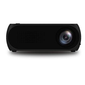 YG320 320 * 240 Mini Projecteur LED Home Cinéma, Support HDMI & AV & SD & USB (Noir) SH873B586-20