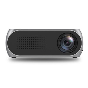 YG320 320 * 240 Mini Projecteur LED Home Cinéma, Support HDMI & AV & SD & USB (Argent) SH873S1654-20