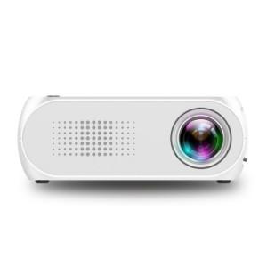 YG320 320 * 240 Mini Projecteur LED Home Cinéma, Support HDMI & AV & SD & USB (Blanc) SH873W1000-20