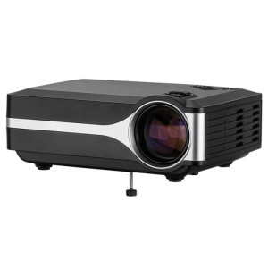 Wejoy L1 80 Lumens 4 pouces LCD Technologie HD 800 * 480 pixels Projecteur, VGA, HDMI (Noir) SH422B1361-20