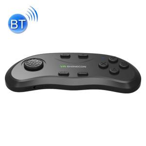 VR Shinecon 3D Jeux de Films Lunettes de Réalité Virtuelle Bluetooth Contrôleur Télécommande Gamepad (Noir) SV050B305-20