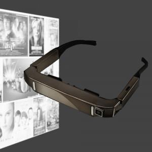 VISION-800 Android 4.4 1 Go + 2 Go Super Retina Lunettes 3D VR Casques de Réalité Virtuelle avec caméra 5.0MP, Support WiFi, Bluetooth, Carte TF, Enregistrement Vidéo SV44201916-20