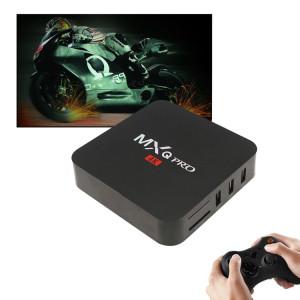 MXQ PROi 1080P 4K HD Smart TV BOX avec télécommande, Android 7.1 S905W Quad Core Cortex-A53 jusqu'à 2GHz, RAM: 2 Go, ROM: 16 Go, WiFi support SH07721380-20